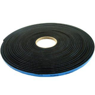 HIGH DENSITY URETHANE FOAM NT722 1/4 INCH THICK X 50 FEET LONG X 1/4 INCH WIDE Industrial Filament Tape
