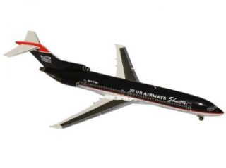 Gemini Jets US Airways Shuttle 727 200 Diecast Aircraft, 1200 Scale Toys & Games
