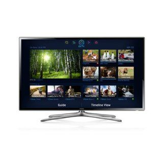 "Samsung 46"" Class (2013 Model) LED 6350 Series TV Full HDTV 1080p 240 Clear Motion Rate Built in WiFi UN46F6350. FULL Web Browser. Electronics"