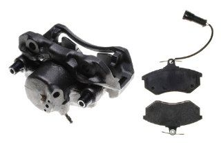 Raybestos RC3873 Professional Grade Remanufactured, Loaded Disc Brake Caliper Automotive