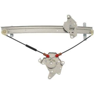 Dorman 740 777 Nissan Sentra Front Driver Side Power Window Regulator Automotive
