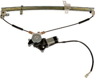 Dorman 741 976 Chevrolet/Suzuki Rear Driver Side Window Regulator with Motor Automotive