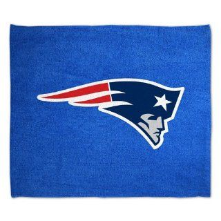 New England Patriots NFL Rally Towel 15x18 Sports Fan Football Hand Kitchen Bar Rag Officially Licensed NFL Merchandise   Beach Towels