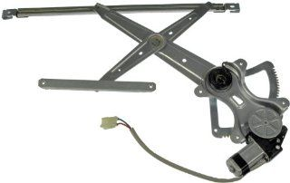 Dorman 748 227 Toyota Tundra Front Passenger Side Window Regulator with Motor Automotive