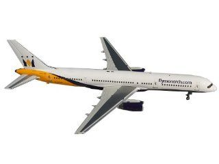Gemini Jets Monarch B757 200 Diecast Aircraft, 12000 Scale Toys & Games