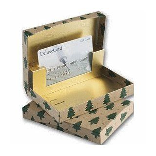 "Little Trees Pop Up Gift Card Boxes, 4 5/8 x 3 3/8 x 5/8""  Greeting Cards"