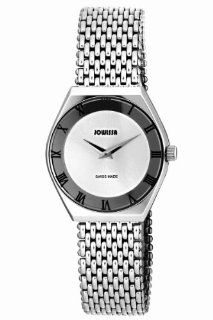 Jowissa Men's J4.079.L Costa Stainless Steel Mesh Bracelet Roman Numeral Watch Watches