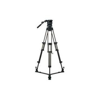 Libec RS 350R 2 Stage Tripod System with Floor Spreader, 9 kg/20 lb Load Capacity  Camera & Photo