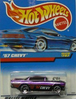 Hot Wheels 57 Chevy Collector #787 164 Scale Toys & Games
