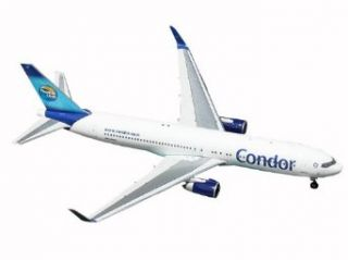 Gemini Jets Condor 767 300W Diecast Aircraft, 1400 Scale Toys & Games
