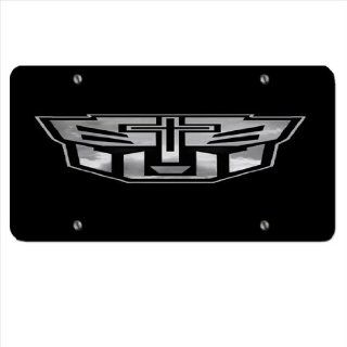 Christian Transformer   Car Tag License Plate Sports & Outdoors