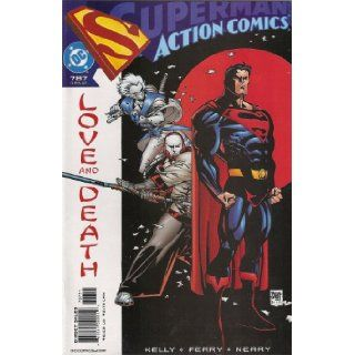 Superman in Action Comics 787 (Love and Death) Books