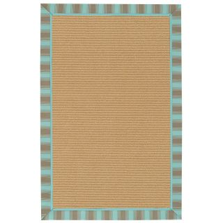 Capel Rugs Country Living Sun Porch Indoor/Outdoor Area Rug Seaglass   Area Rugs