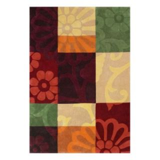 Dynamic Rugs Mystique Multi 0020 Area Rug   Area Rugs
