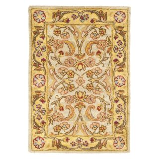 Safavieh Classic CL324B Area Rug   Grey/Light Gold   Area Rugs