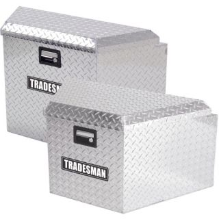 Tradesman 21 in. Trailer Tongue Box   Truck Tool Boxes