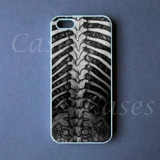 Iphone 5 Case Unique Spine Art Cover, Best Cool Hard Rubber Cases for Iphone Cell Phones & Accessories