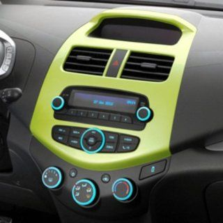 2013 2014 Chevrolet Spark Color (Jalapeno Green) Interior Trim Kit from GM Automotive
