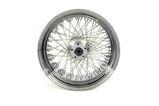 "Motorcycle 18"" Rear Spoke Wheel Automotive"