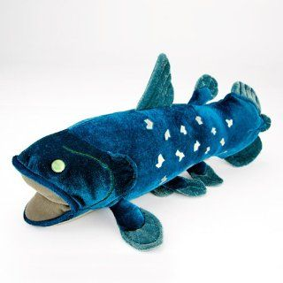 Realistic stuffed animal Coelacanth (M size) Toys & Games