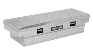 Tradesman Aluminum Standard Mid Size Cross Bed   Truck Tool Boxes