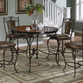 Bradenton 5 pc. Counter Height Dining Table Set   Dining Table Sets