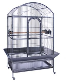 Prevue Pet Products Large Dometop Bird Cage 3163   Bird Cages