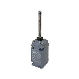 Dayton 12T833 Limit Switch, SPDT, Omnid, Wobble, Spring Motion Actuated Switches