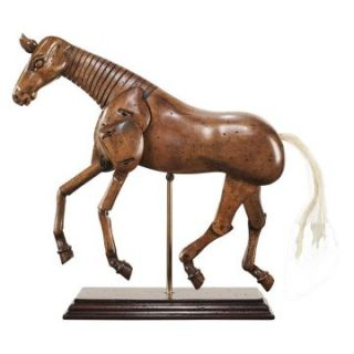 Authentic Models 9H in. Art Horse Statue   Sculptures & Figurines