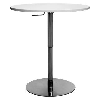 Chintaly John Adjustable Height Pub Table   Pub Tables