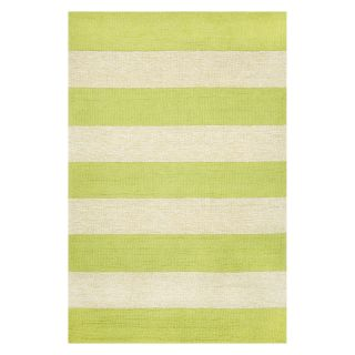 Trans Ocean Import Co Positano Rugby Stripe Indoor / Outdoor Rugs   Area Rugs