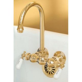 Sunrise 403 Wall Mount Tub Faucet   Bathtub Faucets