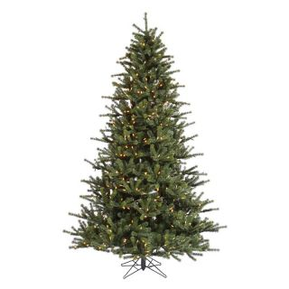 Carver Frasier Pre lit LED Christmas Tree   Christmas Trees