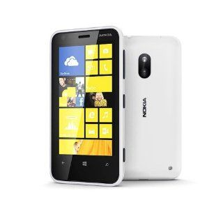 UNLOCKED Nokia Lumia 620 3G Phone WHITE, 5MP 720P Camera, Windows Phone 8 WP8, NEW, BULK PACKAGED, 2G GSM 850/900/1800/1900MHZ, 3G HSPA 850/1900/2100MHZ Cell Phones & Accessories