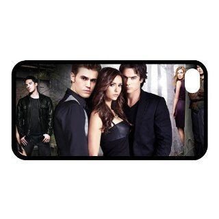 DIY Style Cover Cases The Vampire Diaries for iPhone 4,4S(TPU) Top Films Collection DIY Style 854 Cell Phones & Accessories