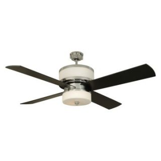 Craftmade MO56CH Midoro 56 in. Indoor Ceiling Fan   Chrome   Ceiling Fans