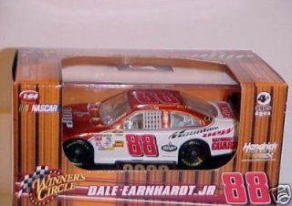 Dale Earnhardt #88 Orange AMP Energy Relaunch 1/64 Scale Winners Circle In Hard Acrylic Display Box Toys & Games