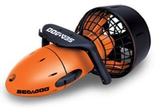 Sea Doo 856 SD75001 Pro Lightweight Electric Diving Snorkeling Seascooter  Diving Equipment  Sports & Outdoors