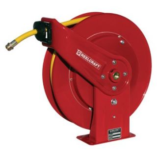 Reelcraft Heavy Duty Water 1/2 in. Hose Reel   50 ft.   Equipment