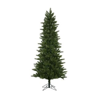 Kennedy Fir Slim Pre Lit Christmas Tree   Christmas Trees
