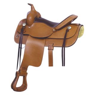 Billy Cook Saddlery Texas Trail Rider Saddle   Western Saddles and Tack