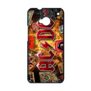 ACDC Greatest Hits CD ac dc poster htc Case Cover Top htc Case Show Fits HTC ONE M7 Electronics