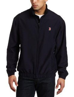 MLB Boston Red Sox Men's Windtec Astute Full Zip Windshirt, Navy Blue, XXX Large  Sports Fan Outerwear Jackets  Sports & Outdoors