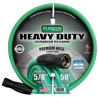 Flexon Forever Plus Heavy Duty Garden Hose   75 ft.   Watering