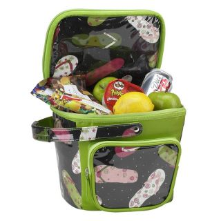 Picnic at Ascot Beach Bucket Insulated Cooler   Coolers