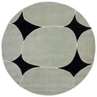 Surya Cosmopolitan COS 8808 Area Rug   Black/Grey   Area Rugs