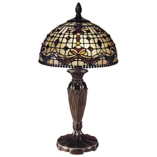 Dale Tiffany Jewel Baroque Table Lamp   Table Lamps