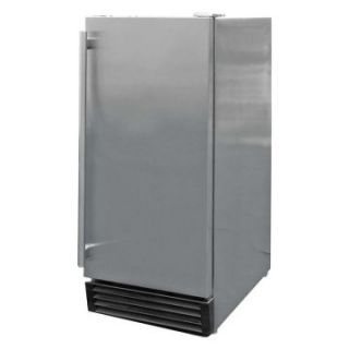Cal Flame Outdoor Stainless Steel Refrigerator   Outdoor Kitchens