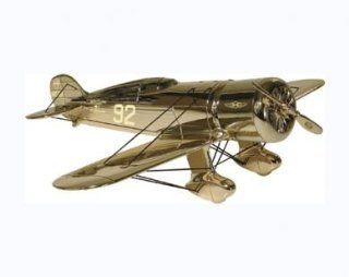 2003 Shell Wedell Williams Racer   Gold Edition Airplane Flying Replica Toys & Games