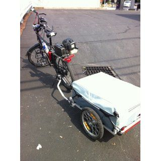 Croozer Designs Cargo Trunk Bicycle Trailer  Cargo Carrier Bike Trailers  Sports & Outdoors